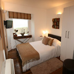 Captains Cabin Hotel Room