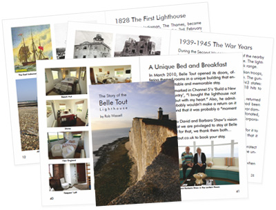 Preview of The Story of the Belle Tout Lighthouse by Rob Wassell