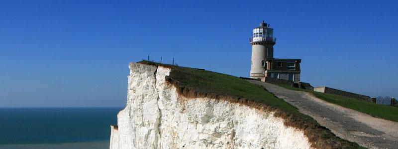 The Belle Tout Lighthouse, Beachy Head, Eastbourne