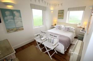 Beach Hut room at Belle Tout Lighthouse, Beachy Head, Eastbourne