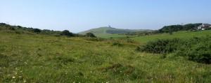 Belle Tout, Beachy Head walks through beautiful countryside