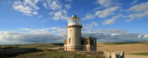 The Belle Tout Lighthouse Bed and Breakfast at Beachy Head in East Sussex