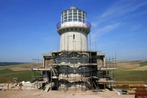Belle Tout Lighthouse refurbishment and renovation