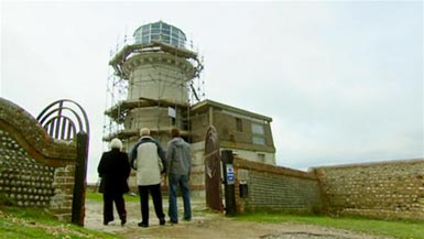 Belle Tout Lighthouse Build a New Life in the Country Channel 5