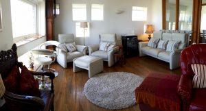 Belle Tout Lighthouse Guest Lounge