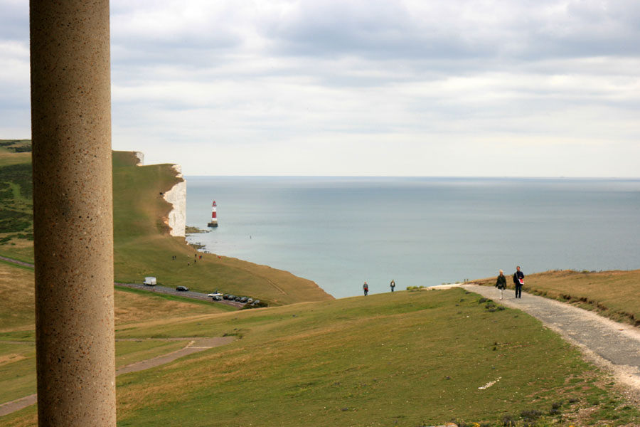 View of Beachy Head Lighthouse