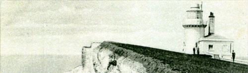 The History of the Belle Tout Lighthouse
